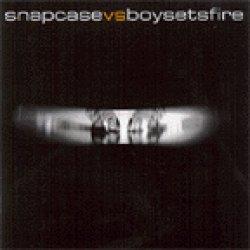 画像1: BOYSETSFIRE / SNAPCASE - Split