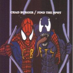 画像1: CHAD BURGER / FIND THE SPOT - Split