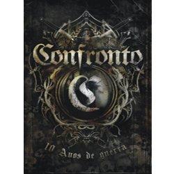 画像1: CONFRONTO - 10 Anos De Guerra DVD