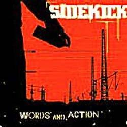 画像1: SIDEKICK - Words And Action [CD]