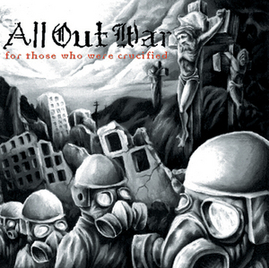 all out war for those who were crucified cd retribution